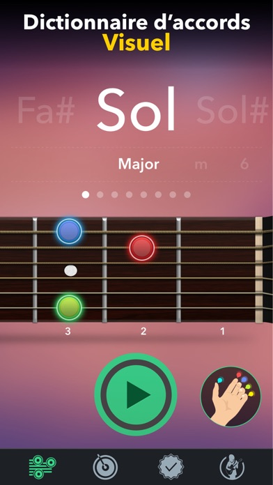 download Accordeur de guitare facile apps 0