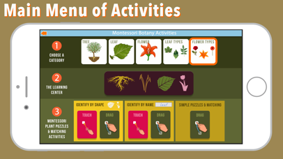 Learn Botany - Parts of Plants screenshot 9