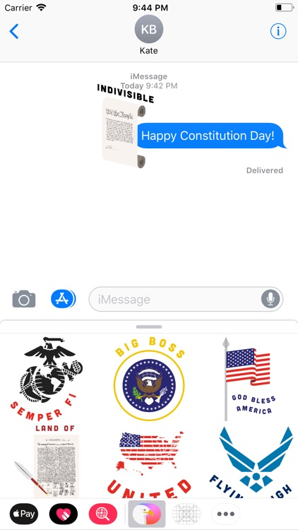 A'merica A'mojis screenshot-2
