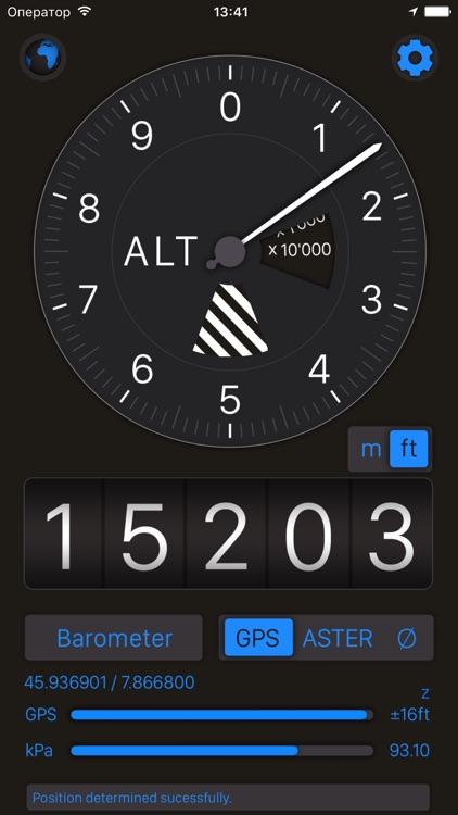 Altimeter+