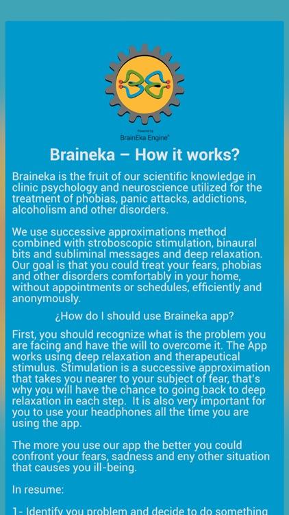 Braineka Claustrophobia