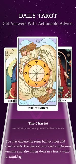 Daily Tarot By Alicia In Hawaii: ‎Daily Tarot Plus 2019 On The App Store