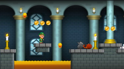 Lep's World - platformer games screenshot