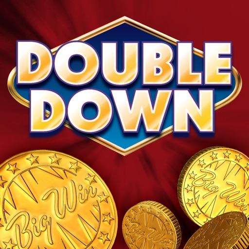 DoubleDown Casino Slots & More application logo