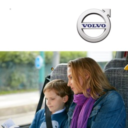 Volvo Buses Interior Design