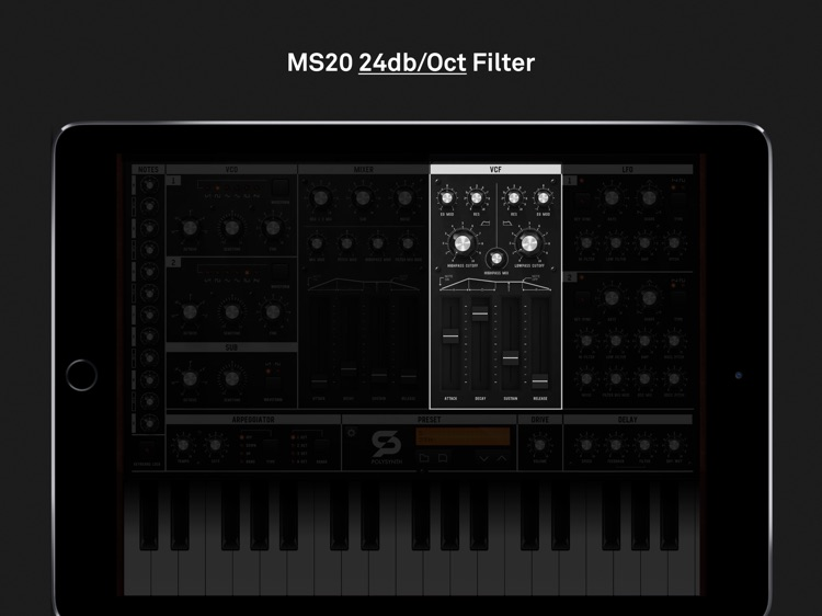 PolySynth screenshot-2