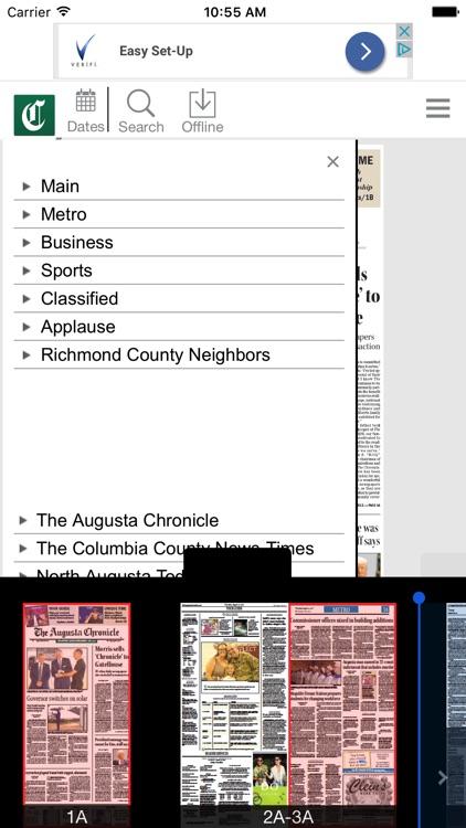 The Augusta Chronicle screenshot-3