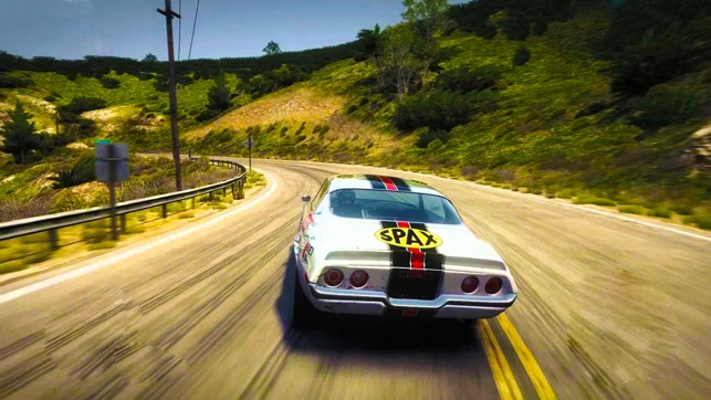 American Muscle Car Simulator Classic Cars On The App Store