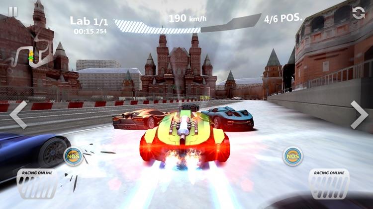 Sports Car 3D screenshot-4