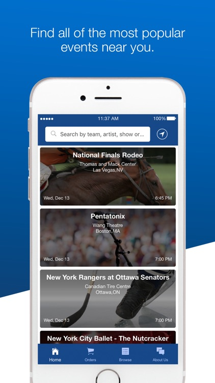 TicketCity: Top Event Tickets