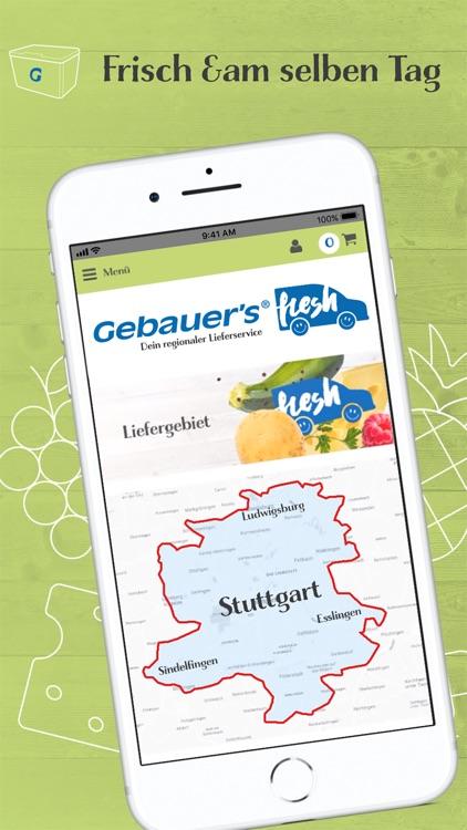 Gebauer's Fresh