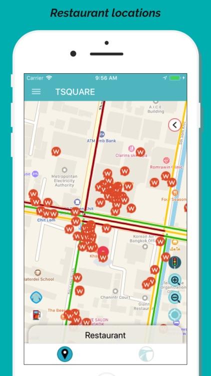 TSquare Traffic screenshot-3