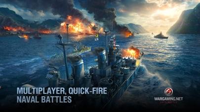 World of Warships Blitz Screenshot 4