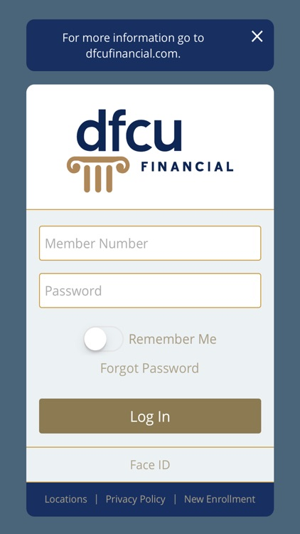 DFCU Mobile screenshot-0