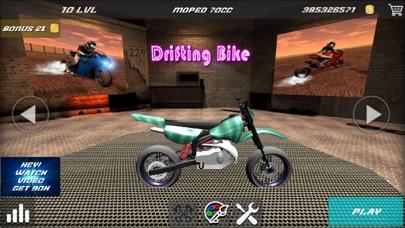 Screenshot #2 pour Drifting Bike