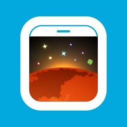 App in Space