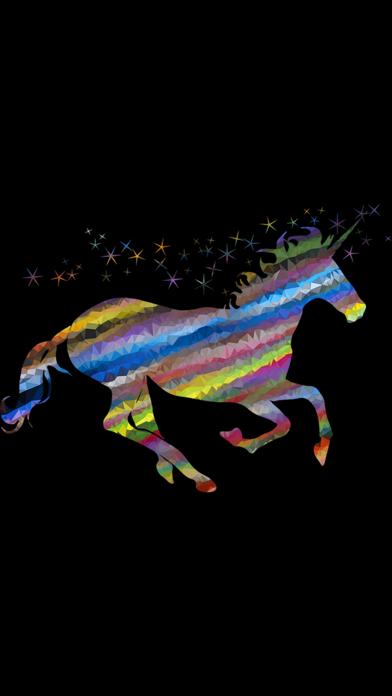 Legendary Unicorn Stickers screenshot four