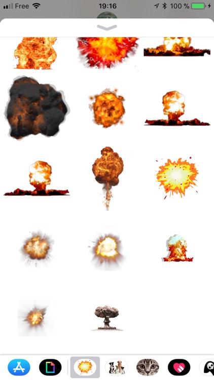 Kaboom Explosion screenshot-4