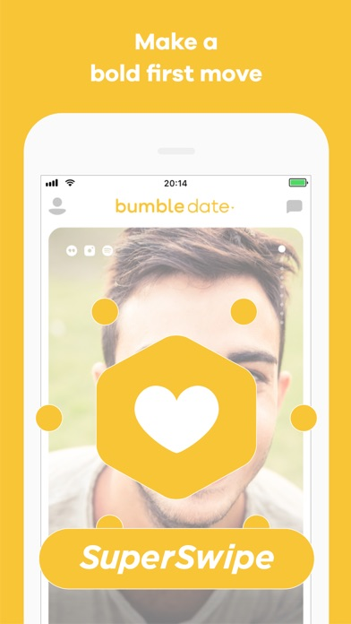 Bumble - Meet New People Screenshot