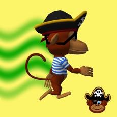 Activities of Pirate Monkey Run!