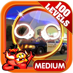 Top Cop Hidden Objects Games