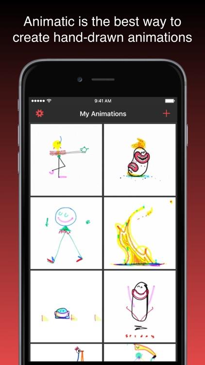 Animatic by Inkboard screenshot-0