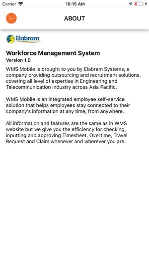 WMS HWNP on the App Store