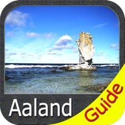 Aaland Islands - GPS map offline charts Navigator