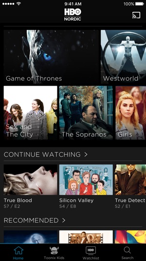 Hbo nordic to apple tv