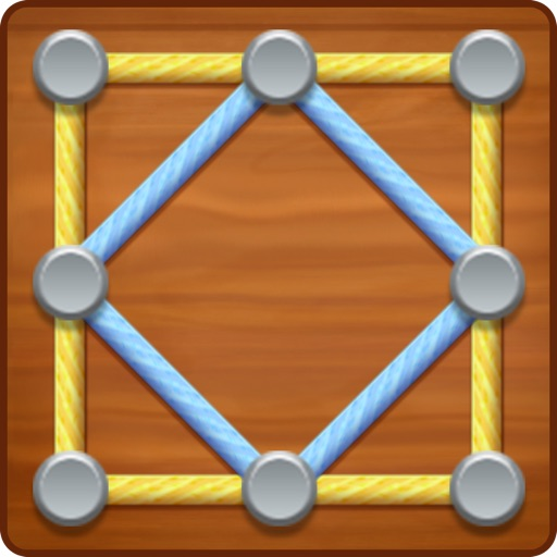 Line Puzzle: String Art app for iphone