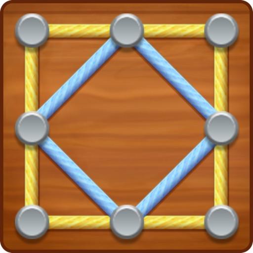 Line Puzzle: String Art download