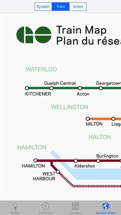 GOToronto: GO Transit Sidekick screenshot-4