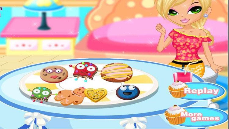 Food Table Decoration - Cooking game screenshot-3