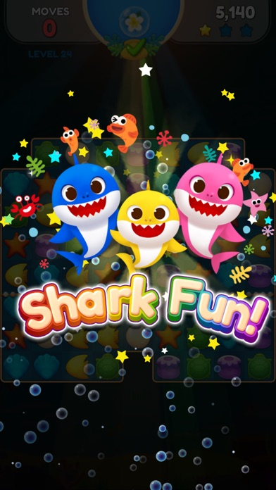 Baby Shark Match: Ocean Jam screenshot 6