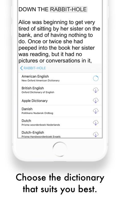 Read2U: Subtitles Audiobooks screenshot-3