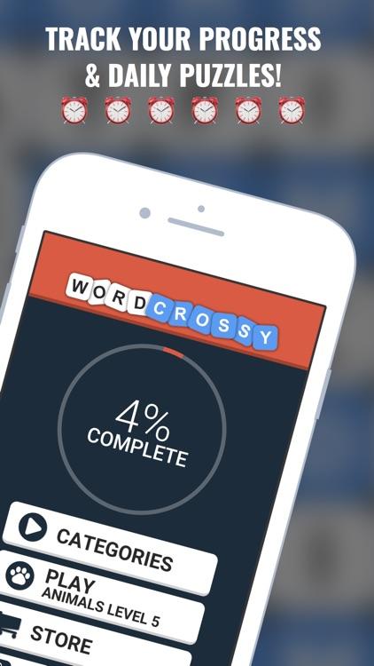 Word Crossy screenshot-4