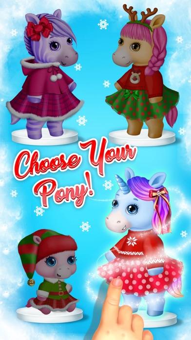 Pony Sisters Christmas screenshot 2