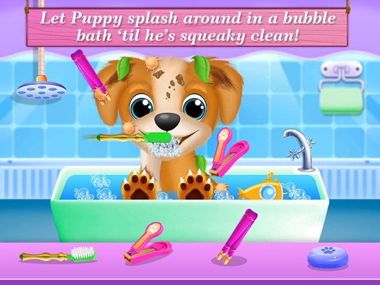 My Puppy Salon - Pet DayCare | App Price Drops
