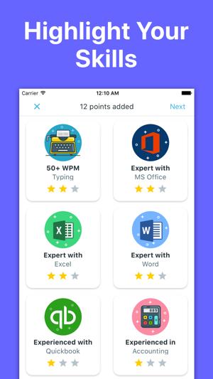 Resume Builder CV Designer on the App Store