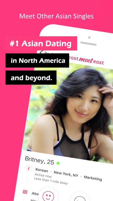EastMeetEast - #1 Asian Dating
