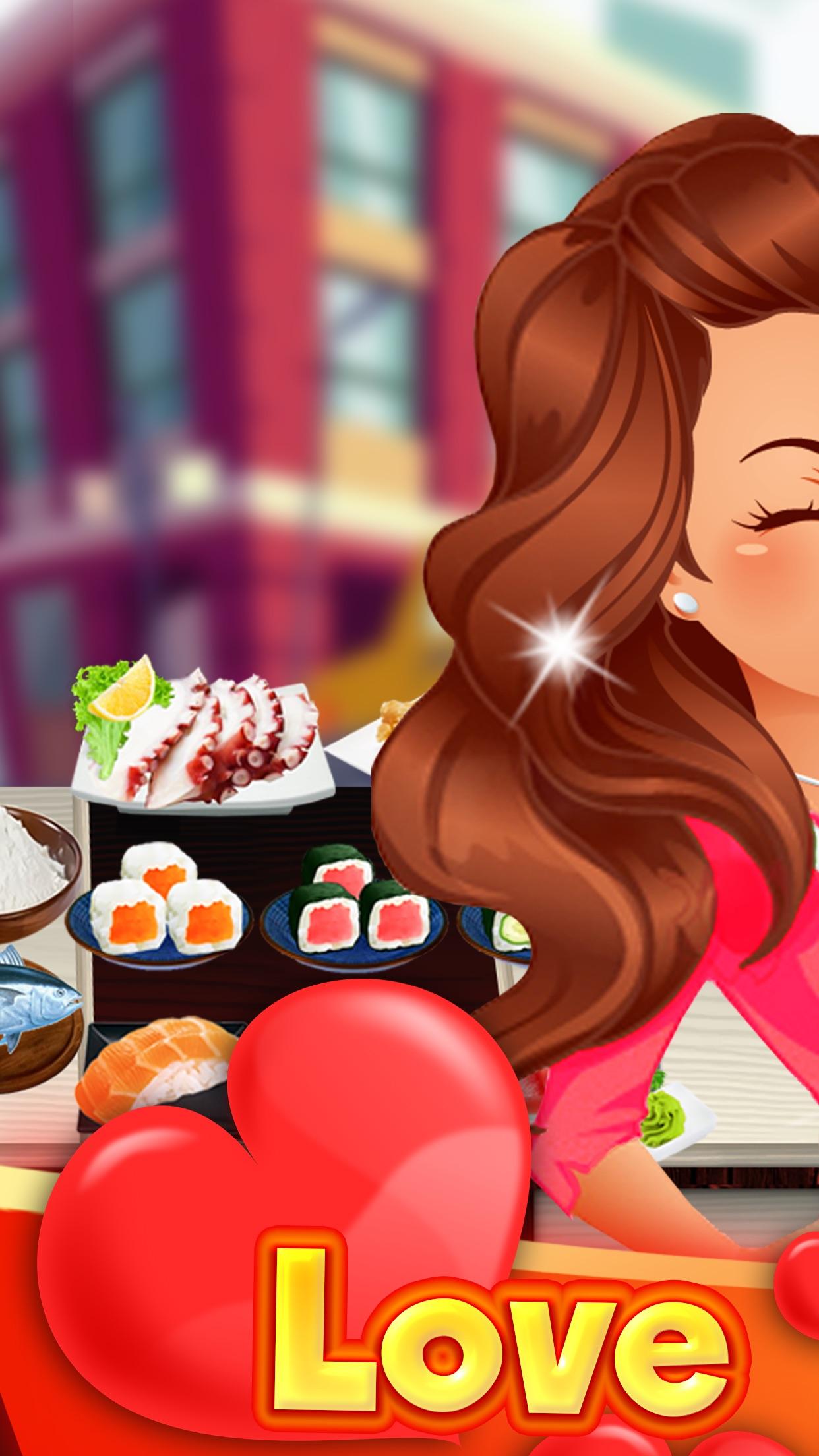 The Cooking Game- Mama Kitchen Screenshot
