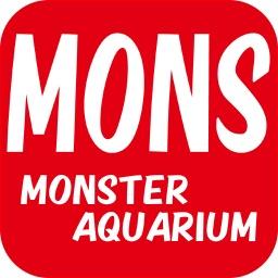 モンスターアクアリウム公式アプリ