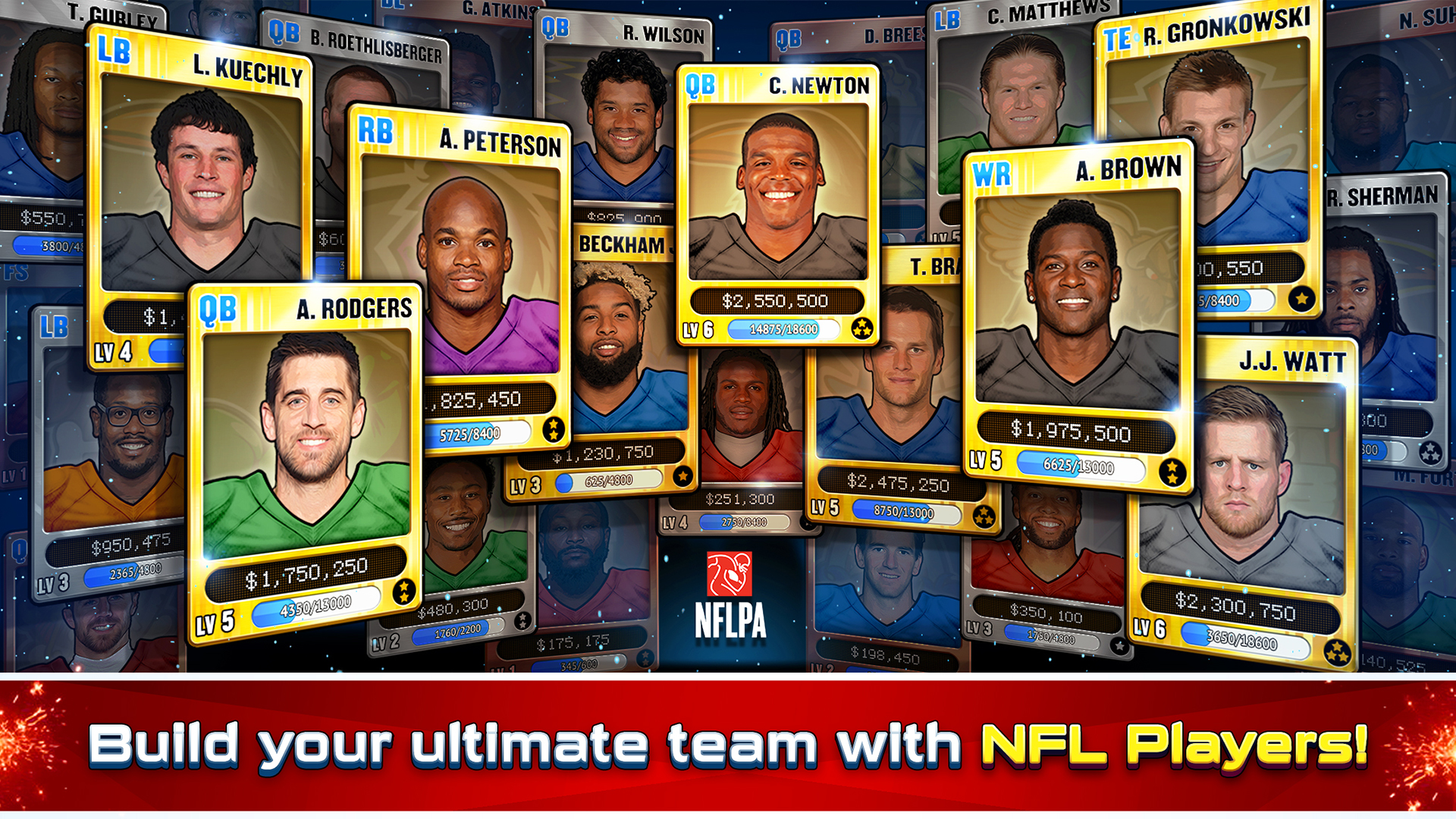 Football Heroes Pro Online - NFL Players Unleashed screenshot 12
