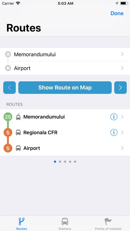 Cluj Bus screenshot-4