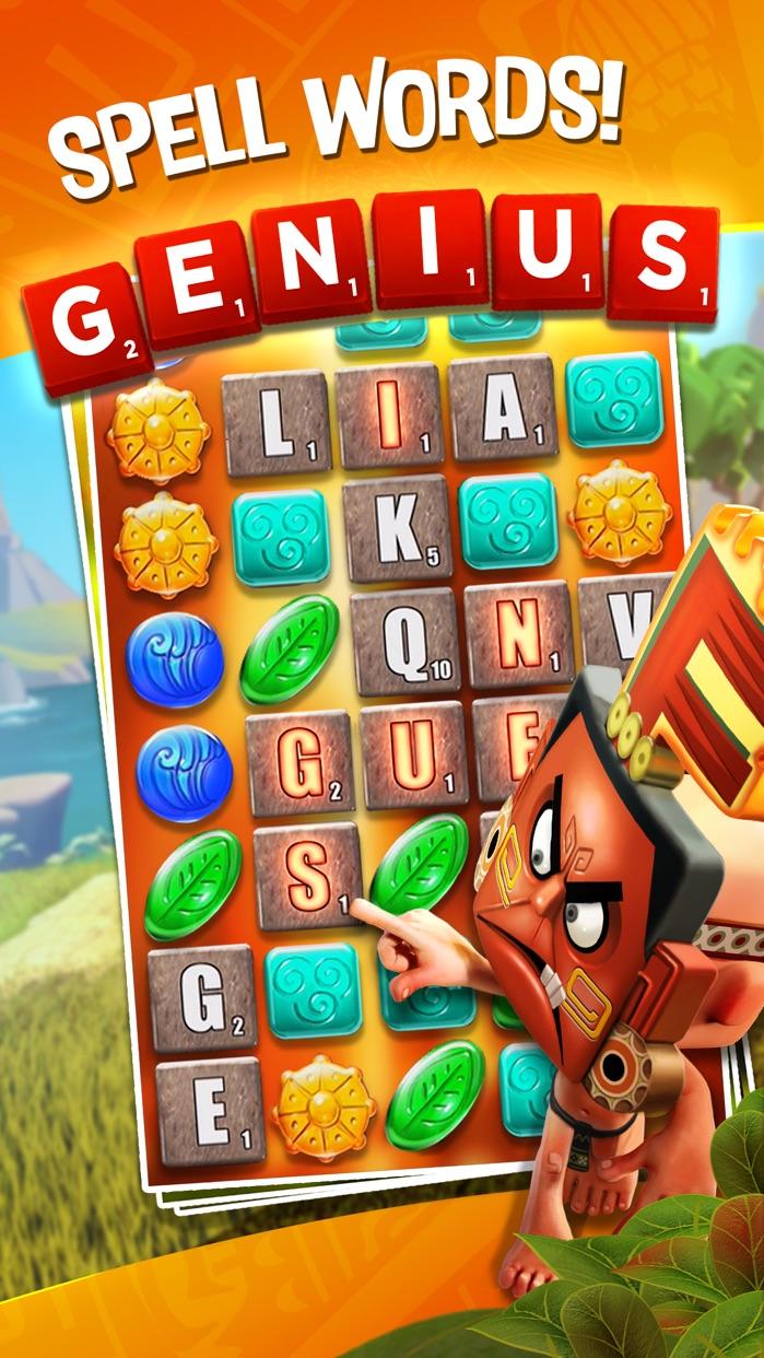 Languinis: Word Puzzles Screenshot