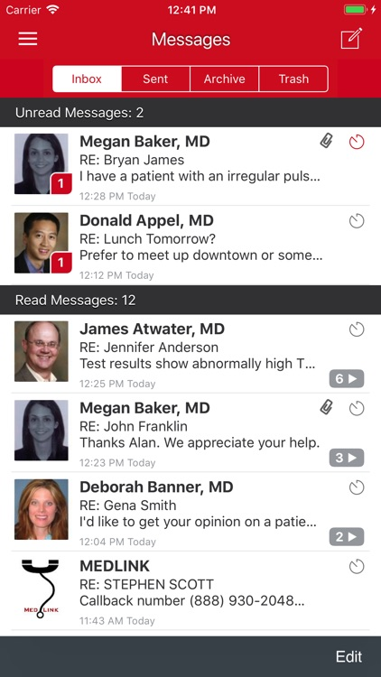 DocbookMD screenshot-1