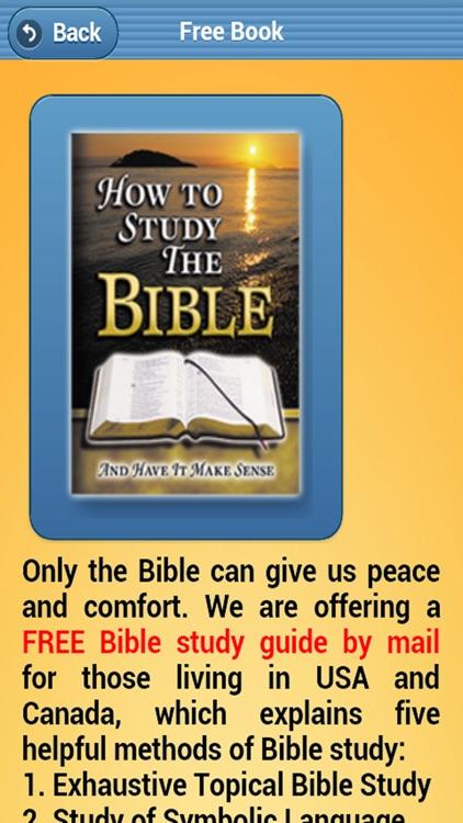 Bible Trivia Quiz - No Ads - Bible Study screenshot-4