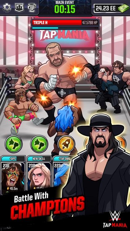 WWE Tap Mania screenshot-3