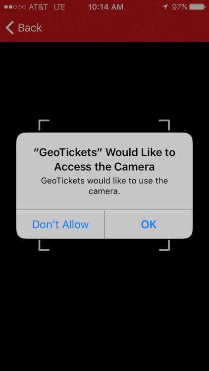 GeoTickets screenshot-3