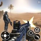 guerra de exército atirador co icon